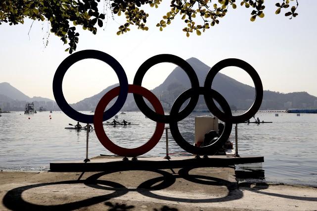Après 16 jours de compétitions aux Jeux olympiques de Rio de Janeiro, ce n'est... (AP, Luca Bruno)