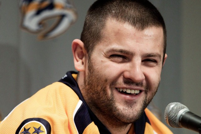 Alexander Radulov... (PHOTO ARCHIVES ASSOCIATED PRESS)