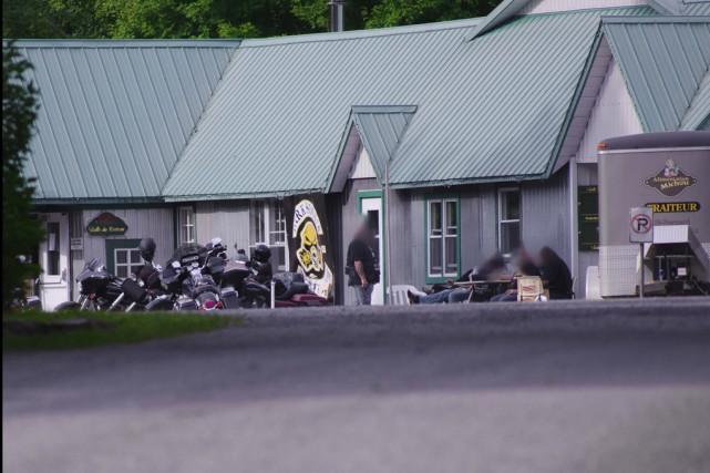 Le club de motards criminalisés les Dark Soul's,... (Bruno Beauregard, Collaboration spéciale)