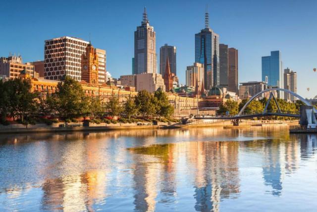 Melbourne a une personnalité cool, relax et artistique,... (PHOTO THINKSTOCK)