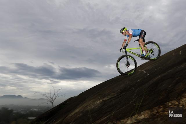 À sa première participation aux Jeux olympiques, Raphaël... (Photo Pavel Golovkin, AP)