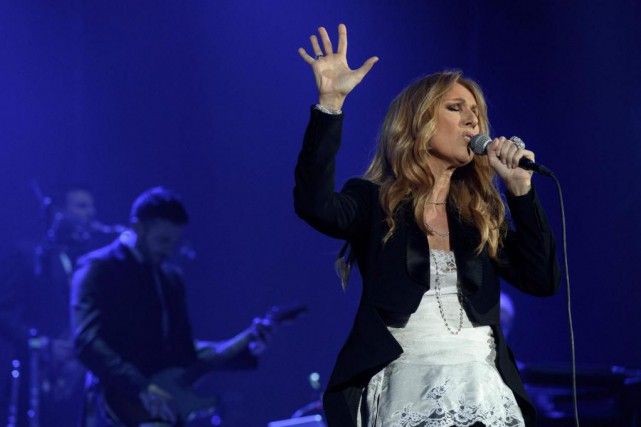 Le nouvel album de Céline Dion sortira le... (PHOTO PHILIPPE LOPEZ, AGENCE FRANCE-PRESSE)