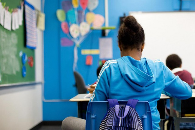 «Les écoles en milieux aisés ou fortement mobilisés... (PHOTO SARAH MONGEAU-BIRKETT, ARCHIVES LA PRESSE)
