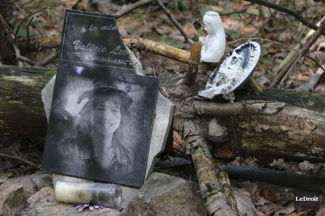 Cinq ans après le meurtre sordide de Valérie Leblanc, derrière le Cégep de... (Patrick Woodbury, LeDroit)
