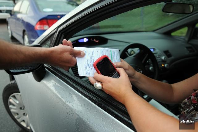 Les criminalistes du Saguenay estiment que le Code de la sécurité routière... (Archives Le Quotidien, Rocket Lavoie)