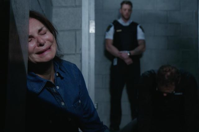 CHRONIQUE / Bon, abordons la question d'emblée: Marie Lamontagne a-t-elle... (Image tirée de Radio-Canada)