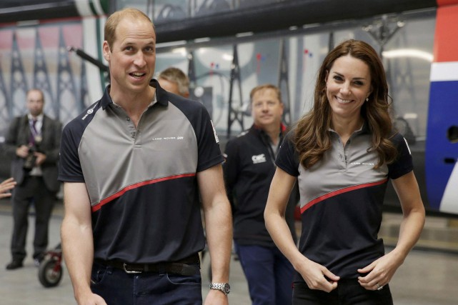 Le palais de Kensington a annoncé, lundi, sur... (La Presse Canadienne, Henry Browne)