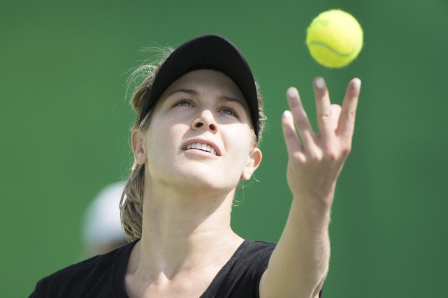 Eugenie Bouchard... (Ryan Remiorz, Archives PC)