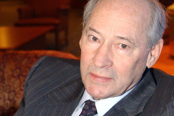 Augustin Roy, ancien président du Collège des médecins.... (Photo archives Le Soleil)