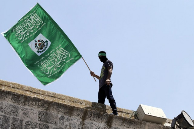 Le Hamas gouverne sans partage la bande de... (PHOTO archives AFP)