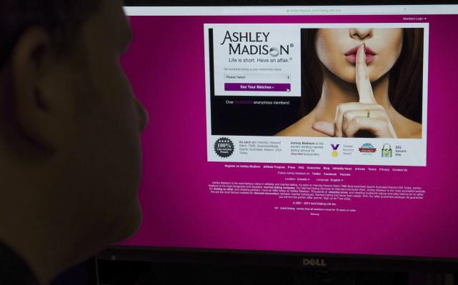 Même si le site pour hommes et femmes... (La Presse canadienne, Graeme Roy)