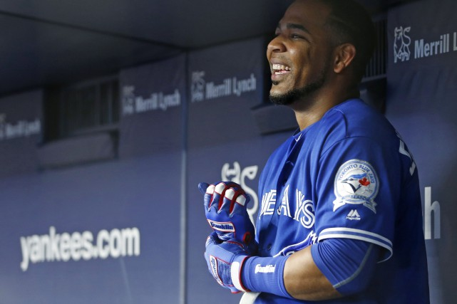 Edwin Encarnacion... (PHOTO Kathy Willens, AP)