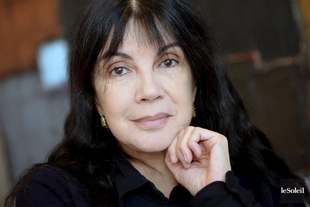 Carole Laure reviendra à l'écran sous peu dans... (Photothèque Le Soleil, Erick Labbé)