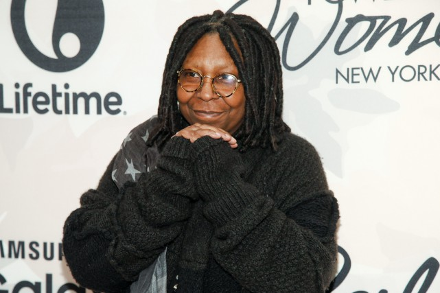Whoopi Goldberg... (Archives AP/Invision)