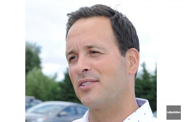 Le député péquiste de Lac-Saint-Jean, Alexandre Cloutier, rappelle... (Archives Le Quotidien, Gimmy Desbiens)
