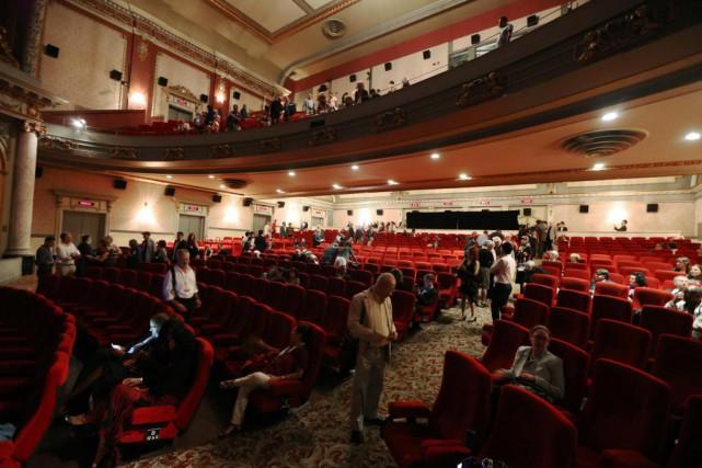 Le Cinéma Impérial est le lieu de projection... (Photo Martin Chamberland, Archives La Presse)
