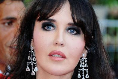 Isabelle Adjani... (Photo tirée de Facebook)