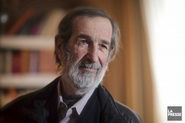 André Melançon souffrait de leucémiedepuis quelques années.... (Archives La Presse, André Pichette)