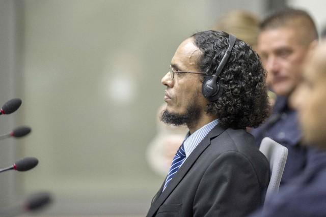 Le procès d'Ahmad Al Faqi Al Mahdi, djihadiste... (AFP)