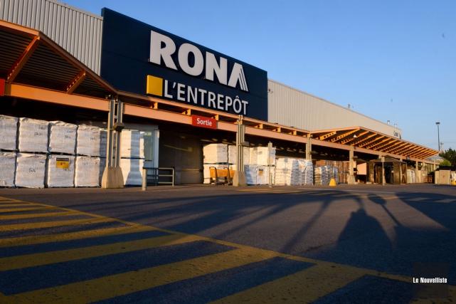 J'espère que seront questionnés le président actuel de Rona et ses autres... (François Gervais, Le Nouvelliste)