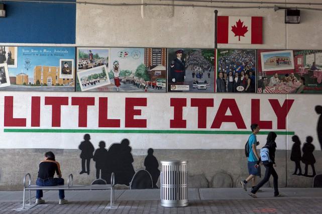 La région d'Ottawa compte quelque 60000 Italo-Canadiens. Une... (Archives PC)