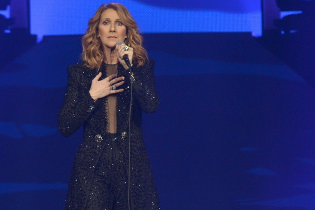 Céline Dion offrira deux spectacles à l'Amphithéâtre Cogeco... (Le Soleil)