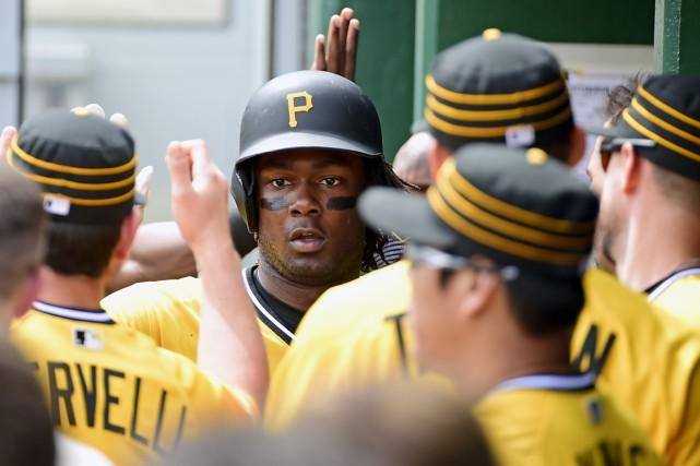 Les Pirates de Pittsburgh devaient affronter les Marlins... (Associated Press)