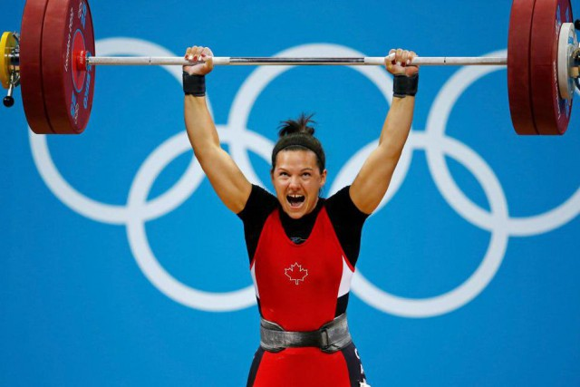 Aux Jeux olympiques de Londres, en 2012, dans... (Photo archives Reuters)