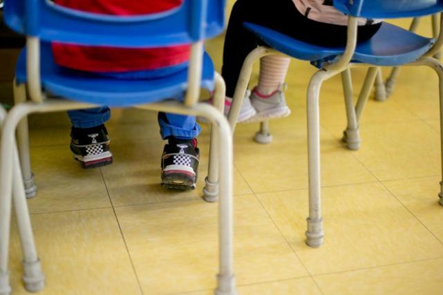 Dans la petite enfance, ce sont les parents... (PHOTO DAVID BOILY, LA PRESSE)
