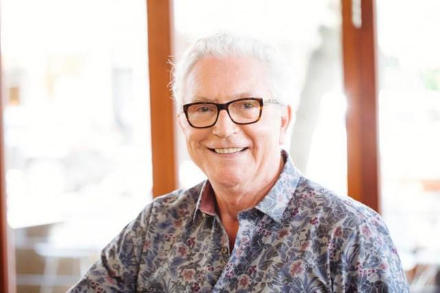 L'animateur Winston McQuade est porte-parole des lunetteries Greiche&Scaff... (PHOTO TIRÉE DU COMPTE FACEBOOK DE WINSTONMCQUADE-INTERGÉNÉRATIONS)