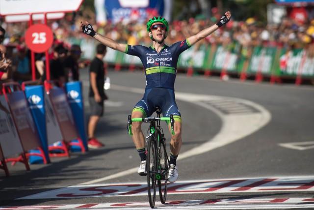 Simon Yates... (Photo Jaime Reina, AFP)