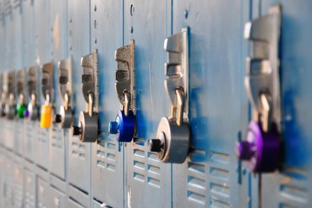 Le fait de se sentir en sécurité à l'école contribue à la réussite scolaire et... (PHOTO THINKSTOCK)