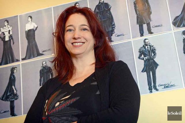 Marie-Josée Bastien... (Photothèque Le Soleil, Patrice Laroche)