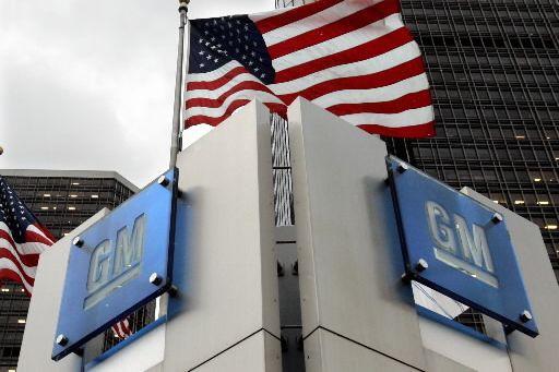 Les avocats de GM ont plaidé auprès du... (Photo Archives AP)