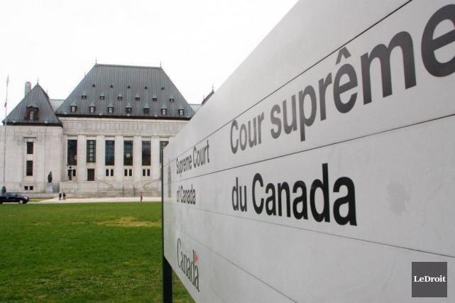 Le salaire des juges de paix magistrats du Québec entre 2004 et 2007 devra être... (PHOTO ÉTIENNE RANGER, ARCHIVES LE DROIT)
