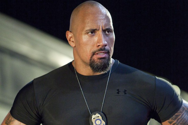 Dwayne Johnson... (Photo Universal Pictures)