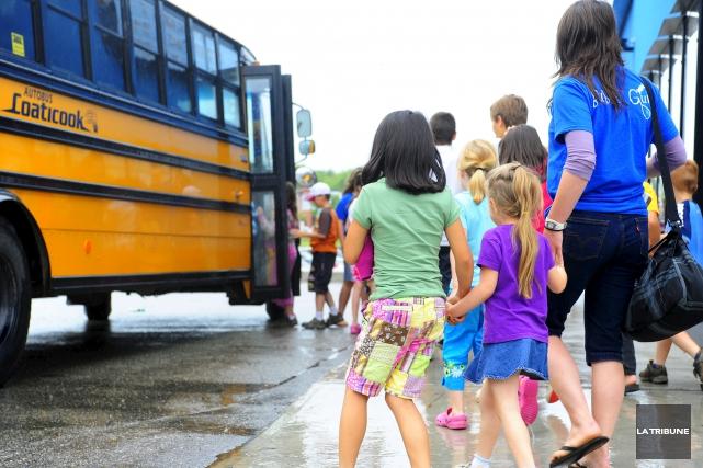 Les écoles vont bientôt rouvrir leurs portes et le Conseil canadien de la... (Archives, La Tribune)