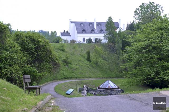 Le site des Forges du Saint-Maurice mériterait aussi... (Stéphane Lessard, Le Nouvelliste)