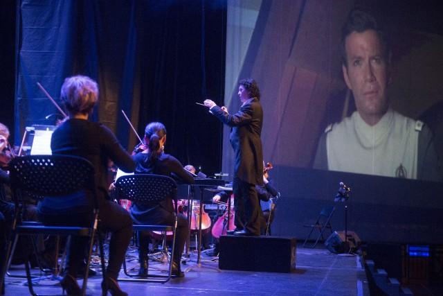 La maestria Lise Bellehumeur et les musiciens de... (Spectre Média, Julien Chamberland)