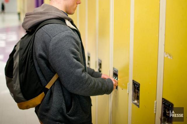 Le nombre d'élèves est en déclin dans la majorité des cégeps de la province à... (PHOTO DAVID BOILY, archives LA PRESSE)