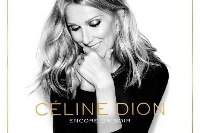 Encore un soir, de Céline Dion... (Fournie par Sony)
