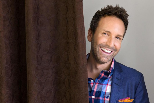 Éric Salvail... (Photo Robert Skinner, Archives La Presse)