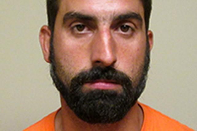 Dominic Bondu, 33ans,a été arrêté et accusé «d'agression...