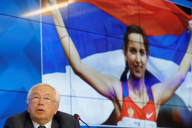 Le président du Comité paralympique russe, Vladimir Loukine.... (Photo Maxim Zmeyev, REUTERS)