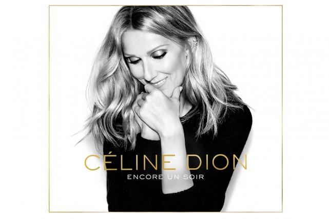 Avec Encore un soir, Céline Dion lance un premier album original en...