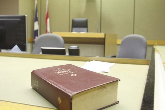 Une Gatinoise autrefois recherchée par Interpol pour une nébuleuse affaire... (Patrick Woodbury, LeDroit)