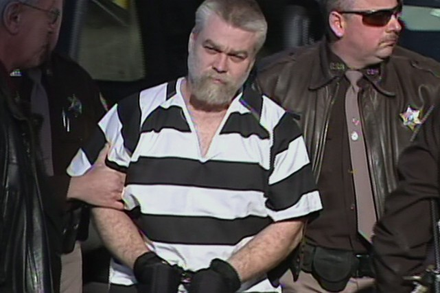 Steven Avery purge une peine de prison à... (PHOTO ARCHIVES PC)