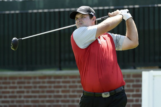 Patrick Reed... (PHOTO Kathy Kmonicek, AP)