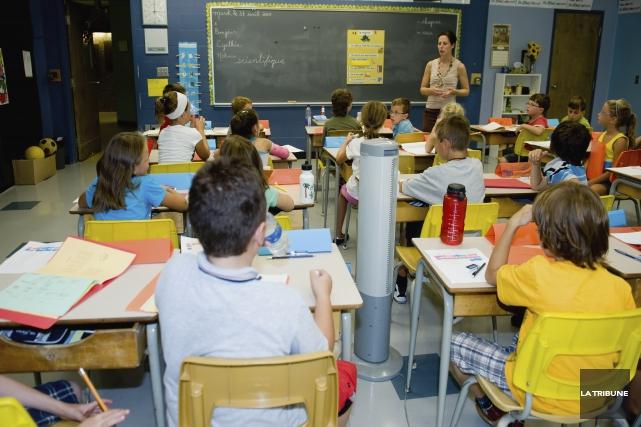 La rentrée scolaire (...) est une période d'effervescence pour tous les acteurs... (Archives, La Tribune)