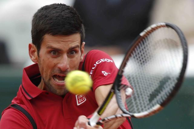 Novak Djokovicsera d'abord opposé au Polonais Jerzy Janowicz... (Archives AP)